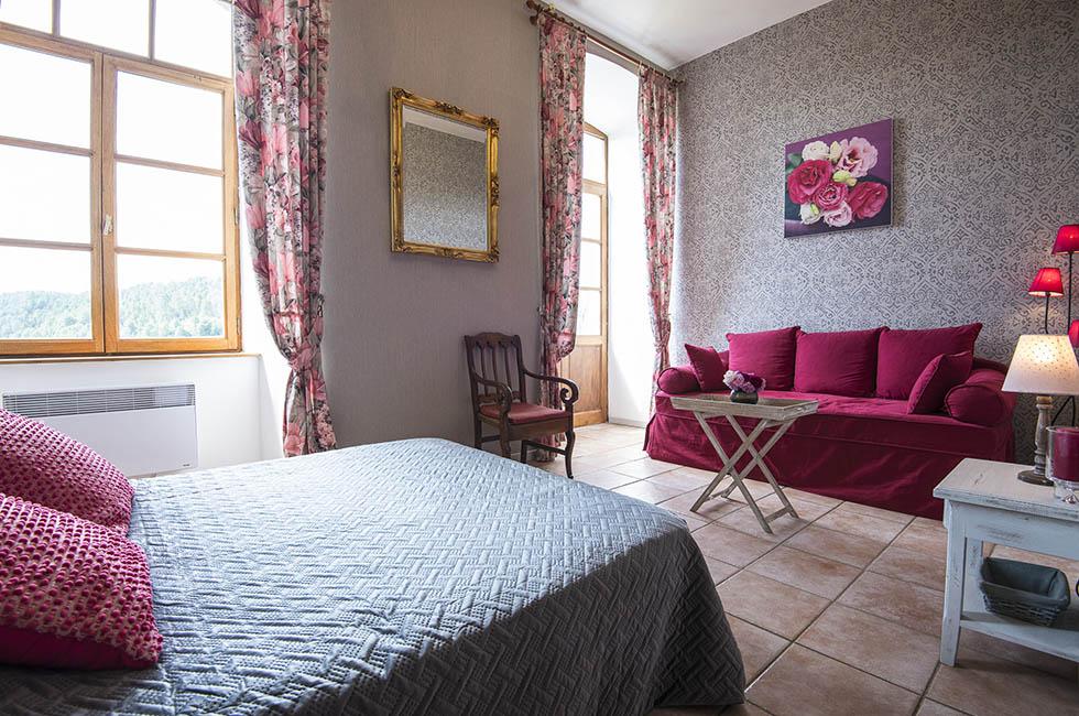 Chambre d 39 hote proche lablach re for Chambre bois de rose