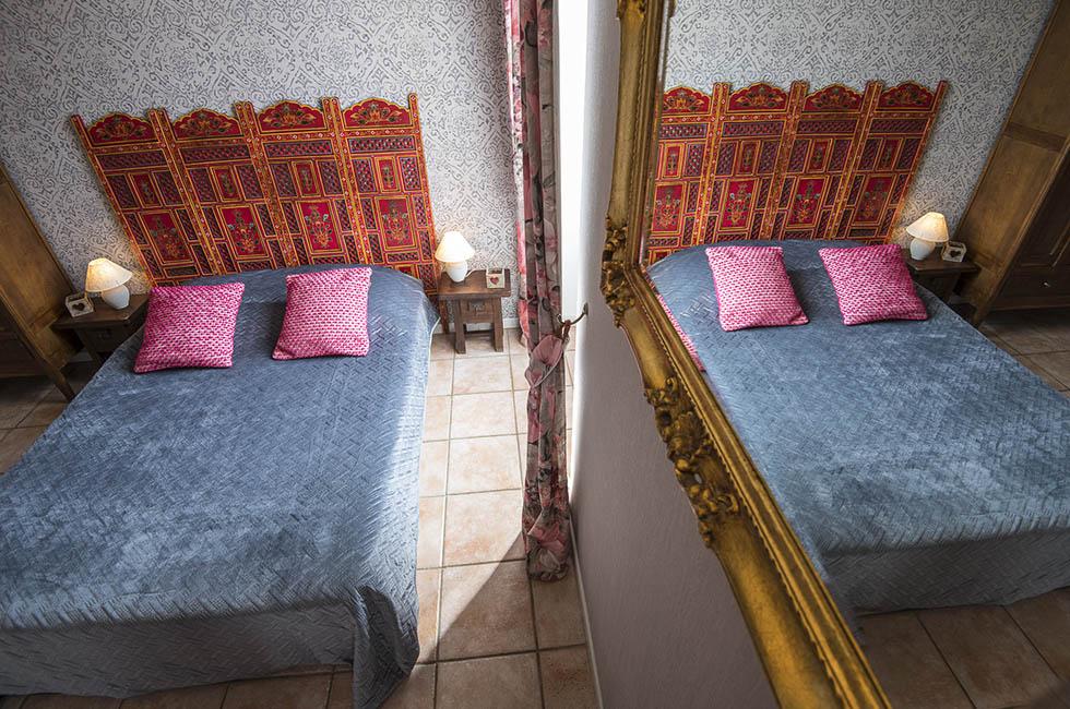 chambre dhtes spacieuse - Chambre Bois De Rose