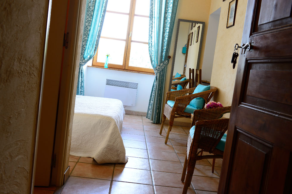 B&B room with privative shower room & WC