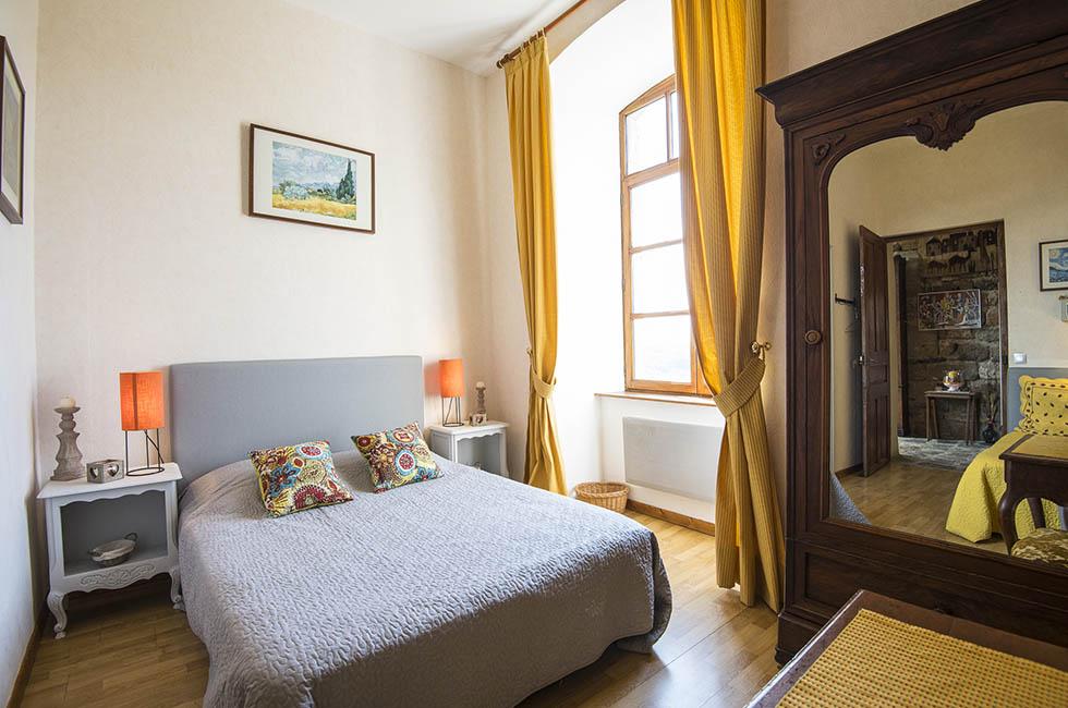 Chambre d 39 hote proche planzolles - Chambre dhotes orange provence ...