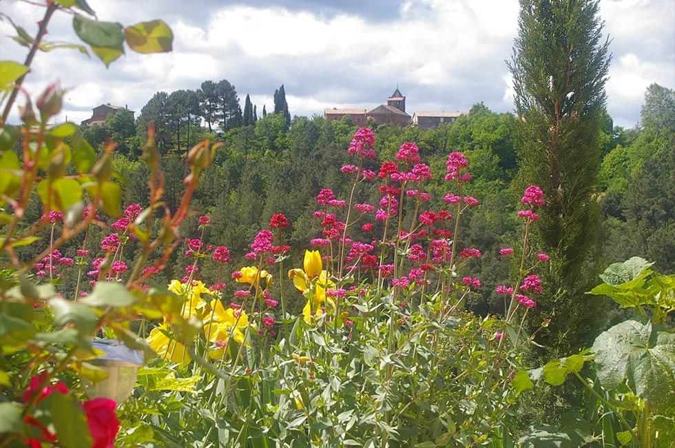 Jardin remarquable en ard che for Bastide au jardin secret