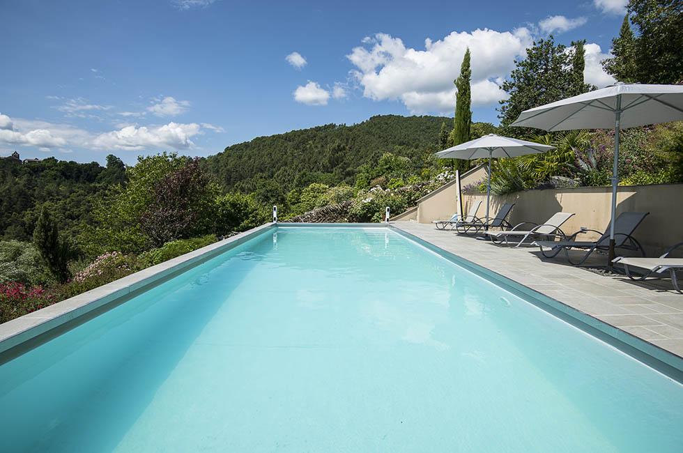 Chambre d 39 hote avec piscine joyeuse - Chambres d hotes ardeche avec piscine ...